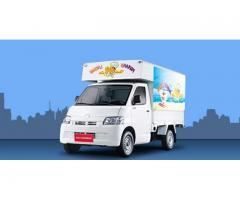 Daihatsu Gran Max 1.5 (M) Luton Van Pasar Malam @ Hawker Van