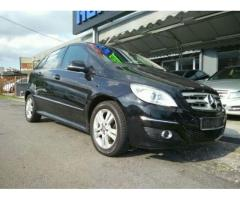 2008 MERCEDES-BENZ B170 FACELIFTED- SUPER LOW MILEAGE