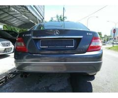 2011 Mercedes-Benz C180 CGI -Like New-Perfect Condition