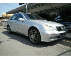 2002 MERCEDES-BENZ C200K -WELL MAINTAINED