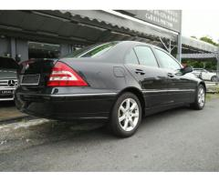 2006 MERCEDES-BENZ C200K- LOCAL- LIKE NEW