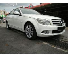 2008 Mercedes-Benz C200K Avantgarde - Local- Perfect Condition