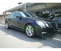 2010 Mercedes-Benz E250 CGI - Local - Perfect Condition