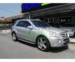 2009 MERCEDES-BENZ ML350 AMG- PERFECT CONDITION