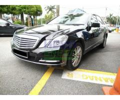 2012 Mercedes-Benz E200 CGI - Local - Like New