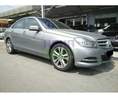 2014 Mercedes-Benz C200 CGI Avantgarde - Perfect Condition