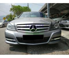2014 Mercedes-Benz C200 CGI Avantgarde - Perfect Condition