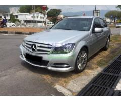 2012 Mercedes-Benz C200 CGI-Low Mileage-Perfect condition