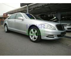2011 MERCEDES-BENZ S300L 3.0 [Keyless Go] -PERFECT CONDITION