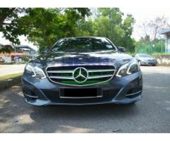 2014 Mercedes-Benz E200 CGI Facelifted -Local - 4 Years Warranty