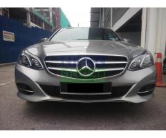 2014 MERCEDES-BENZ E250 CGI FL- LOCAL- 4 YEARS WARRANTY