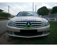 2010 Mercedes-Benz C250 CGI - Local - Super Low Mileage