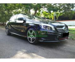 2014 MERCEDES-BENZ A250 SPORT - IMPORTED NEW - 4 YEARS WARRANTY