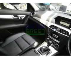 2014 Mercedes-Benz C200 - Perfect Condition - Warranty Until 2018