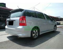 2004 Toyota Wish ZNE10 - Well Maintainted