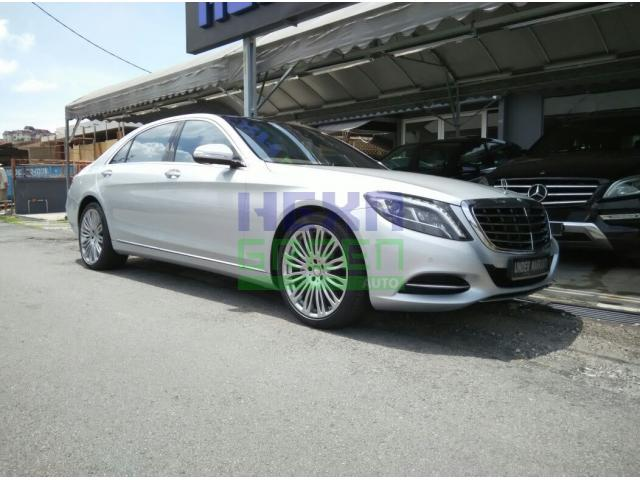 2015 Mercedes-Benz S400L Hybrid- Local- New Car- Ready Stock
