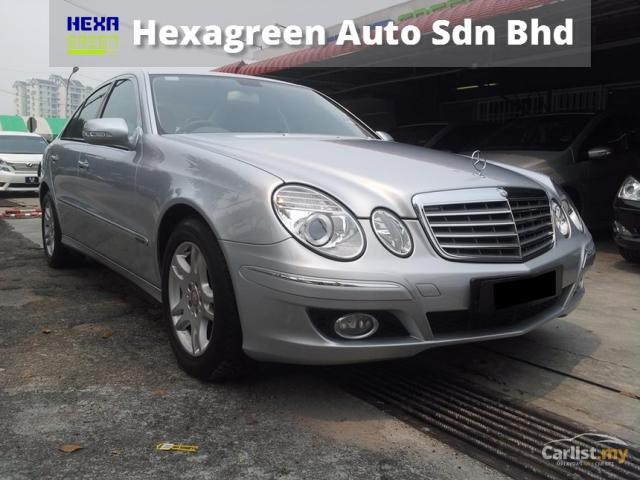 2007 Mercedes-Benz E200K Facelift - Local - Perfect Condition