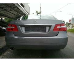 2012 Mercedes-Benz E200 CGI 7G - Local- Like New