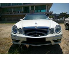 2005 Mercedes-Benz E240 V6 - Perfect Condition