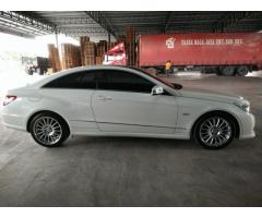 2010 Mercedes-Benz E250 Coupe AMG- Imported New- Full Service Record