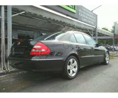 2006 MERCEDES-BENZ E280 V6 AV- Imported New- Perfect Condition