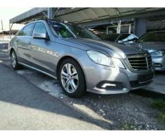 2010 Mercedes-Benz E300 Avantgarde V6- Local- 1 Year Warranty