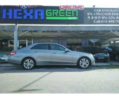 2010 Mercedes-Benz E300 Avantgarde V6- Local- 1 Year Warranty