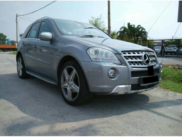 2009 Mercedes-Benz ML350 AMG- Imported New- With  4 New Continental tyres