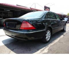 2005 Mercedes-Benz S280 FL- Local- Very Low Mileage