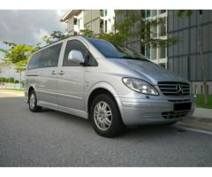 2006 Mercedes-Benz Vito Viano- Imported New- Very Low Mileage