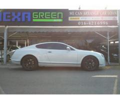 2010 Bentley Continental GT SuperSports-Like New Car