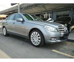 2010 Mercedes-Benz C200K - Like New Car