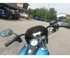 Harley Davidson dyna r