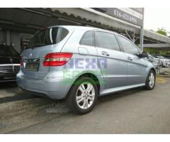 2008 MERCEDES-BENZ B170 - SUPER LOW MILEAGE