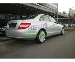 2008 Mercedes-Benz C200K - Super Low Mileage