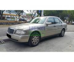 1997 MERCEDES-BENZ C200 - WELL MAINTAINED