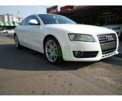 2009 Audi A5 Coupe - Like New Car
