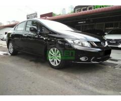 2014 Honda Civic 1.8 i-Vtec - Super Low Mileage