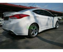 2014 HYUNDAI ELANTRA 1.8 GLS - WELL MAINTAINED