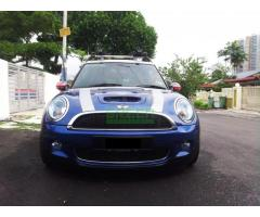 2008 MINI COOPER S CLUBMAN - COLLECTABLE ITEM