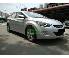 2012 HYUNDAI ELANTRA 1.6 - SUPER LOW MILEAGE