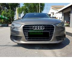 2013 AUDI A6 HYBRID - PERFECT CONDITION - 4 YEARS WARRANTY