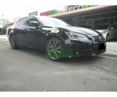 2012 LEXUS GS250 2.5 - SUPER LOW MILEAGE
