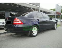 2003 MERCEDES-BENZ C180 C180K - PERFECT CONDITION