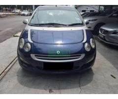 2005 SMART FORFOUR 1.5 - SUPER LOW MILEAGE
