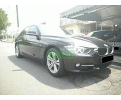 2014 BMW 320I F30 - LOCAL - 3 YEARS WARRANTY