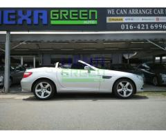 2011 MERCEDES-BENZ SLK200 CGI - UNREG JAPAN SPEC - PERFECT CONDITION