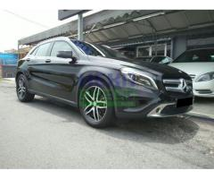 2014 MERCEDES-BENZ GLA200- LOCAL- PERFECT CONDITION