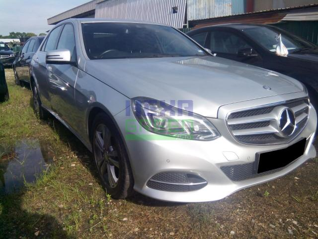 2014 MERCEDES-BENZ E200  CGI FL - 5 YEARS WARRANTY- 2.XX INTEREST