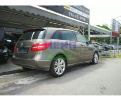 2013 MERCEDES-BENZ B200 - IMPORTED NEW - 4 YEARS WARRANTY